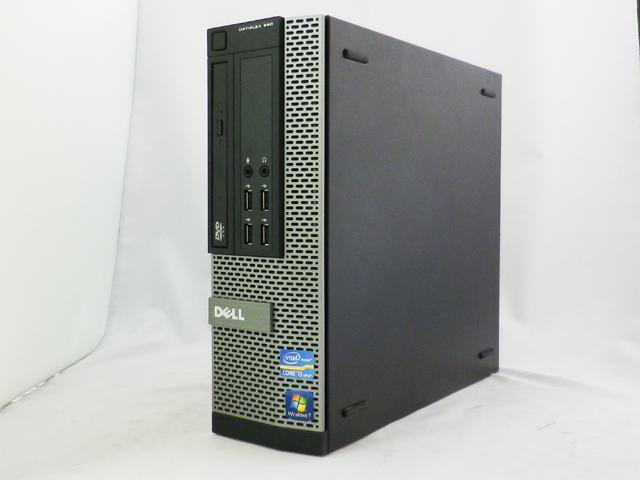 【省スペース高性能デスク】 OPTIPLEX 990