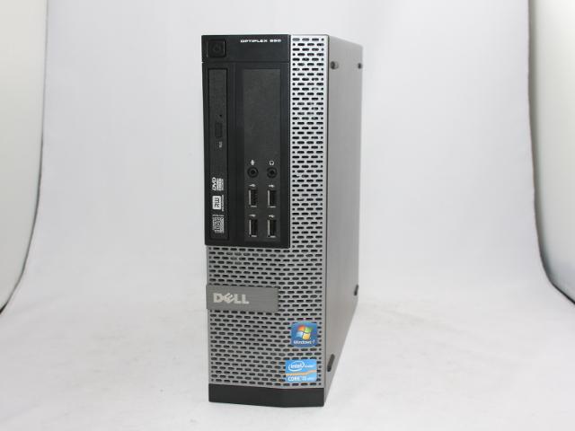 【高性能グラフィック搭載】 OPTIPLEX 990