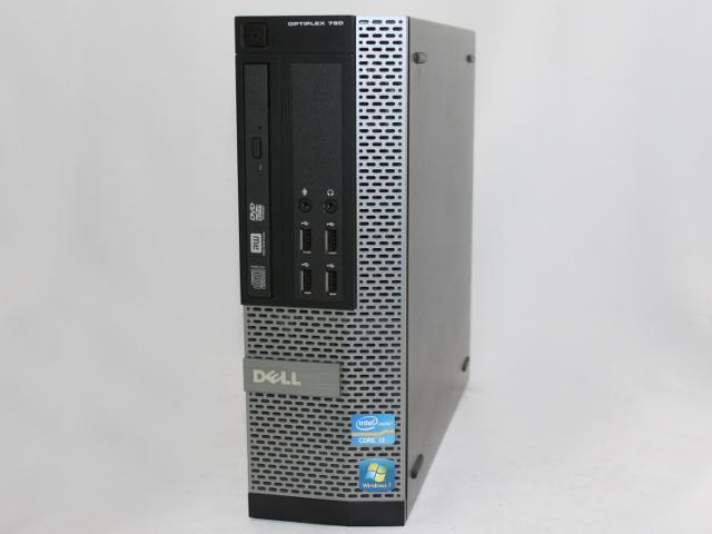【高性能Core i7/省スペース】OPTIPLEX 790