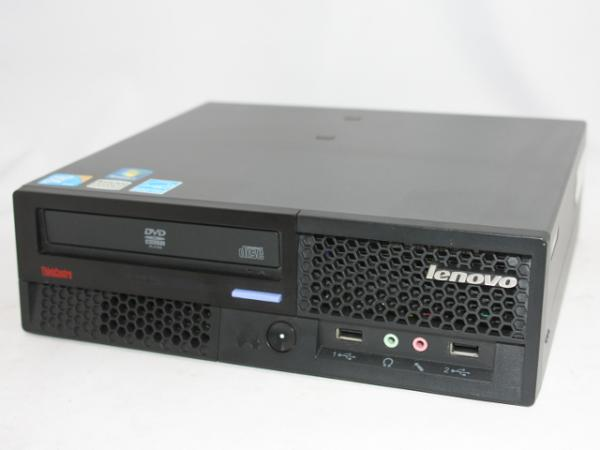 【超小型デスクトップPC】ThinkCentre M58