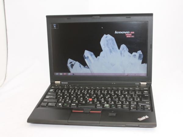 【ちょい訳あり★Win8Pro64bit】 ThinkPad X230
