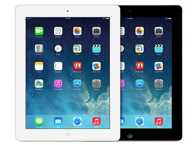 �y�Ǖi���ċx�ݓ��ʉ��i�z iPad4 Retina Wi-Fi �z���C�g 16GB