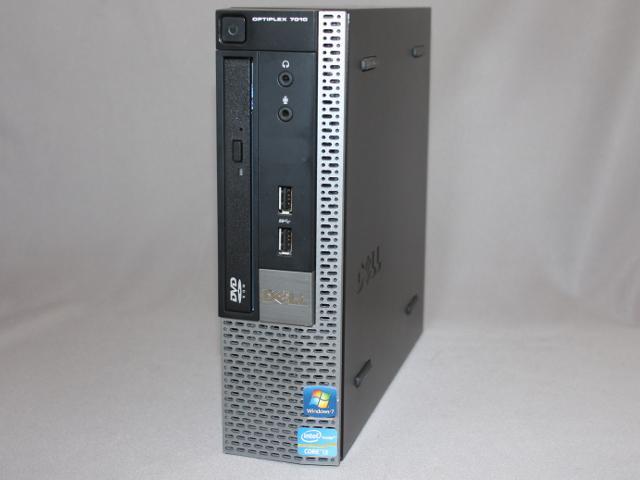 �y�����^�f�X�N�g�b�v�z OPTIPLEX 7010