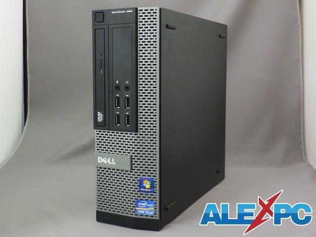 【高性能Core i5/省スペース】OPTIPLEX 990