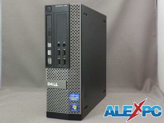 【高性能スリム型デスク】 OPTIPLEX 790 SFF