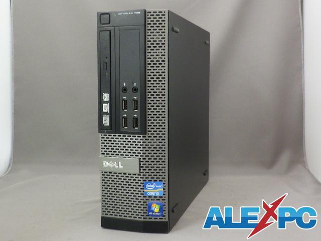 中古パソコン デスクトップ DELL OPTIPLEX 790 SFF /Windows10/メモリ4GB/HDD250GB/