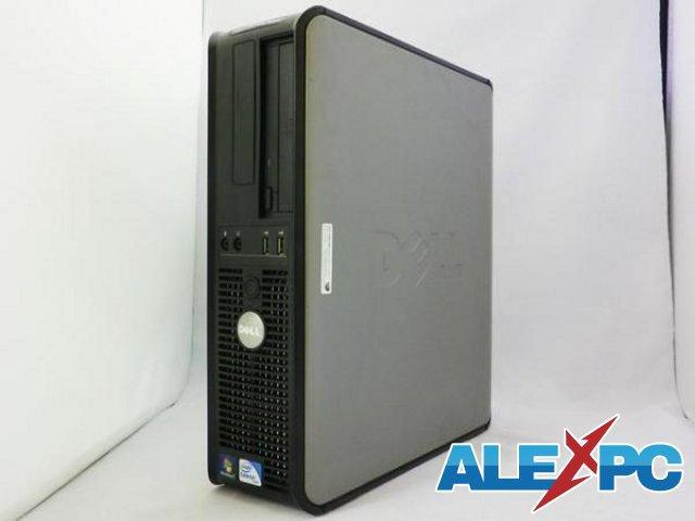 中古パソコン デスクトップ DELL Optiplex 380 /Windows7/Celeron/メモリ4GB/HDD250GB/