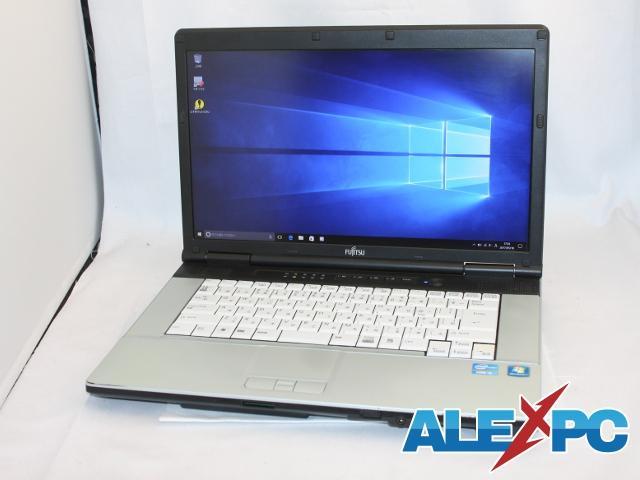 中古パソコン 富士通 FMV LIFEBOOK E741/C /15.6インチ/Windows10/Core i5/メモリ4GB/HDD160GB/