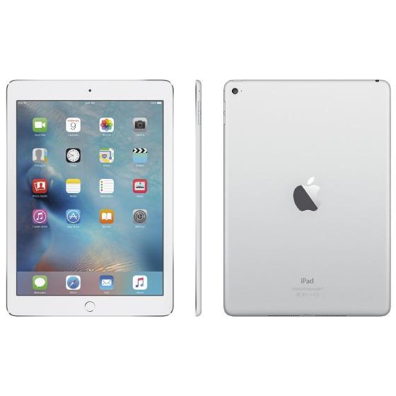 送料無料 中古パソコン タブレット Apple iPad Air Wi-Fi+Cellular 32GB シルバー