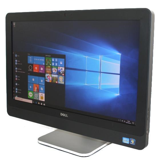 中古パソコン 一体型 DELL OPTIPLEX 9010 /23インチ/Windows10/Core i3/メモリ4GB/HDD320GB/フルHD/