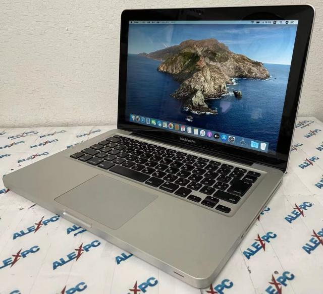 MacBook Pro9.2 Retina (13-inch MID2012) A1278 i5 8GB SSD (macOS Catalina10.15.7)